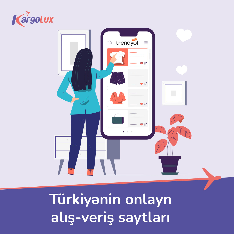 Türkiyənin onlayn alış-veriş sayıtları